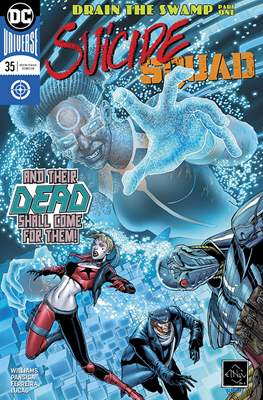Suicide Squad Vol. 5 (2016) (Comic-Book) #35