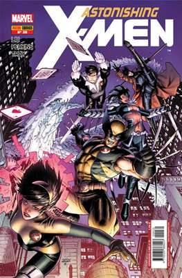 Astonishing X-Men Vol.3 (2010-2014) (Grapa) #30