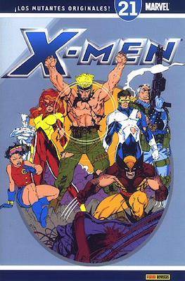 X-Men (Segundo coleccionable) (Rústica 80 pp) #21