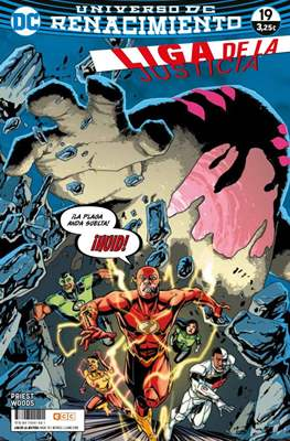 Liga de la Justicia. Nuevo Universo DC / Renacimiento (Grapa) #74/19