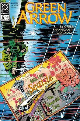 Green Arrow Vol. 2 (Comic-book.) #16