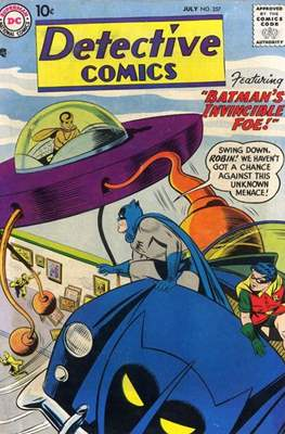 Detective Comics Vol. 1 (1937-2011; 2016-) (Comic Book) #257