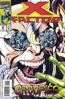 X-Factor Vol. 1 (1986-1998) (Comic Book) #93