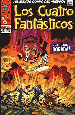 Los Cuatro Fantásticos. Marvel Gold (Omnigold) #3