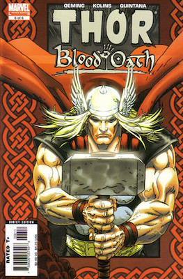 Thor: Blood Oath (2005) (Comic Book) #6