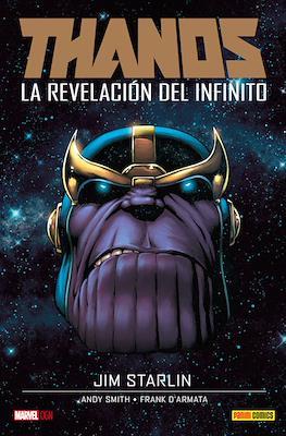 Thanos: La revelación del Infinito (2015). Marvel OGN