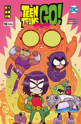 Teen Titans Go! (Grapa) #16