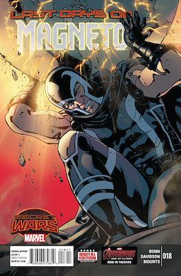 Magneto Vol. 3 (Comic-book) #18