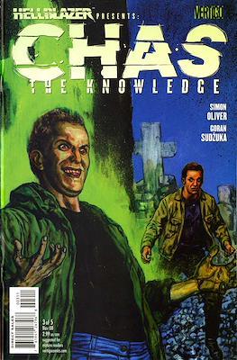 Hellblazer Presents: Chas The Knowledge (Grapa) #3