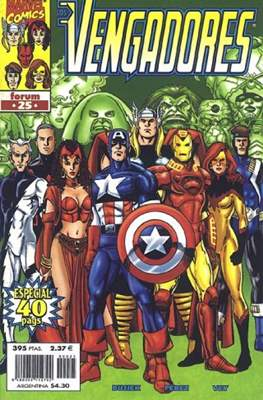 Los Vengadores vol. 3 (1998-2005) (Grapa. 17x26. 24 páginas. Color. (1998-2005).) #25