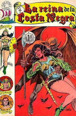 La Reina de la Costa Negra (2ª época - Grapa) #4