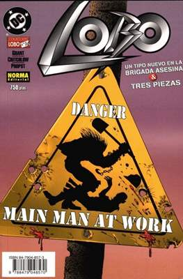 Lobo (Rústica, 48 páginas (1997-2001)) #14