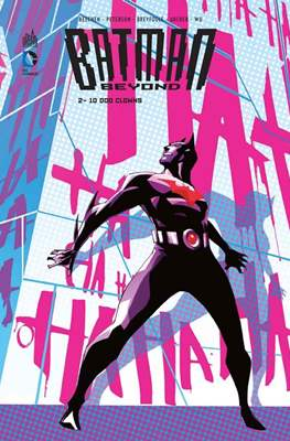 Batman Beyond (Cartonné) #2