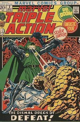 Marvel Triple Action Vol 1 (Comic-book.) #2