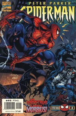 Spiderman Vol. 4 Peter Parker Spiderman ( 1997-1999) (Rústica 96-128 pp) #2