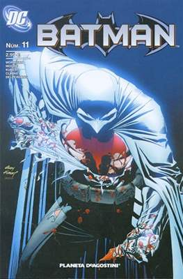 Batman (2007-2012) (Grapa. 48 pp) #11