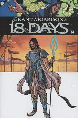 Grant Morrison's 18 Days (Comic Book) #14