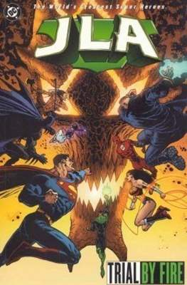JLA Vol. 1 (1997-2006) (Softcover) #14
