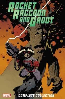 Rocket Raccoon and Groot: The Complete Collection