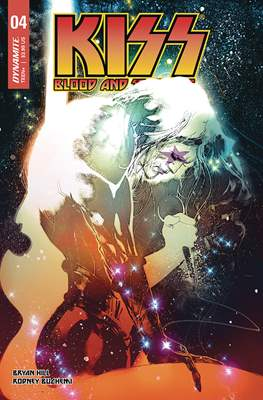 KISS: Blood and Stardust (Comic Book) #5