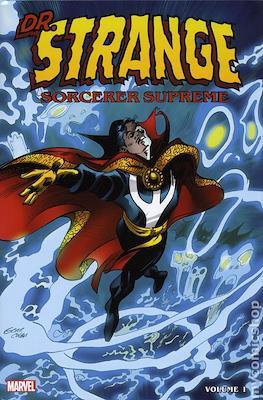 Dr. Strange Sorcerer Supreme