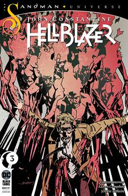 The Sandman Universe: John Constantine Hellblazer (Comic Book) #3