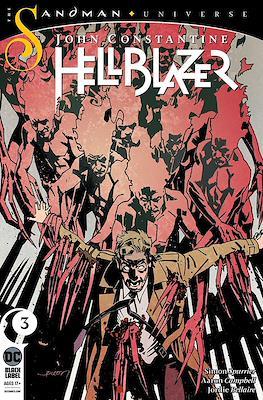 The Sandman Universe: John Constantine Hellblazer #3