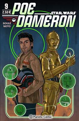 Star Wars: Poe Dameron (Grapa 32 pp) #9