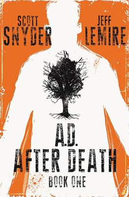 A.D.: After Death (Comic-book) #1