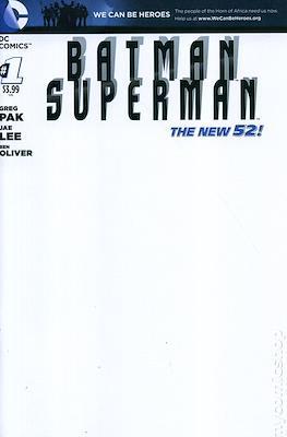 Batman / Superman (2013-2016 Variant Cover) #1.4