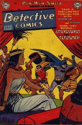Detective Comics Vol. 1 (1937-2011; 2016-) (Comic Book) #167
