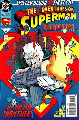 Superman Vol. 1 / Adventures of Superman Vol. 1 (1939-2011) (Comic Book) #507