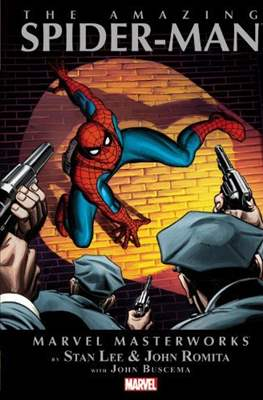 Marvel Masterworks: The Amazing Spider-Man (Softcover) #8