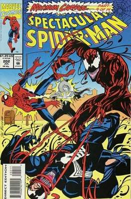The Spectacular Spider-Man Vol. 1 #202