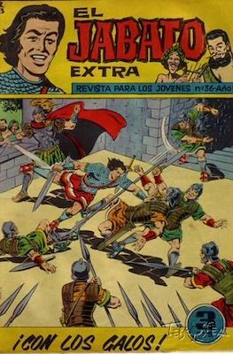 El Jabato extra (Grapa,) #36