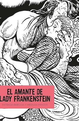 El amante de Lady Frankenstein (Rústica 184 pp)