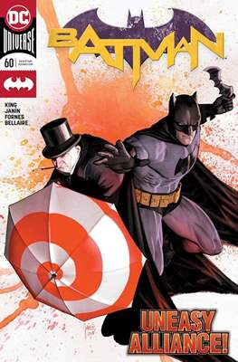 Batman Vol. 3 (2016-) (Comic-book) #60