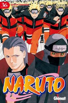 Naruto (Rústica con sobrecubierta) #36