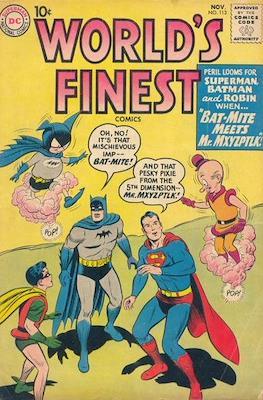 World's Finest Comics (1941-1986) (Comic Book) #113