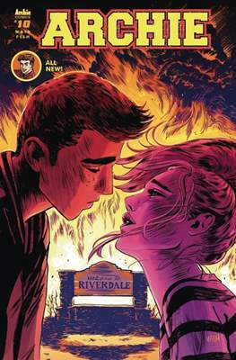 Archie (2015-) (Comic Book) #10