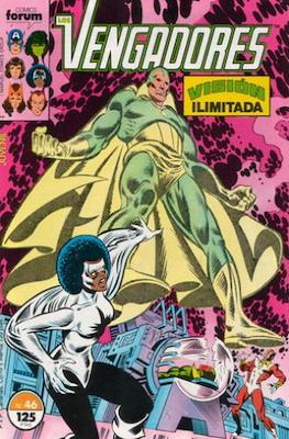 Los Vengadores Vol. 1 (1983-1994) (Grapa) #46