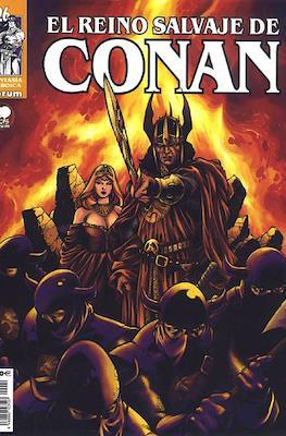 El Reino Salvaje de Conan (Grapa 48-80 pp) #26