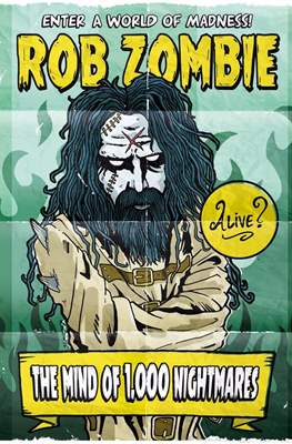 The Vault of Rob Zombie - A Comic Tribute