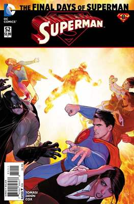 Superman Vol. 3 (2011-2016) (Comic Book) #52