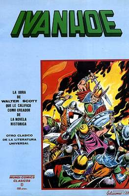 Colección Mundi Comics Clásicos (Grapa) #5