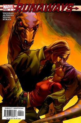 Runaways Vol. 2 (2005-2008) (Comic Book) #4
