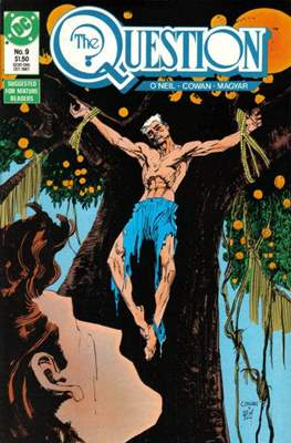 The Question Vol. 1 (Comic-book.) #9