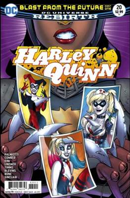 Harley Quinn Vol. 3 (2016-) (Comic book) #20