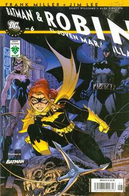 Batman & Robin, el joven maravilla (Grapa) #6