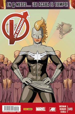 Los Vengadores Vol. 4 (2011-) (Grapa) #49
